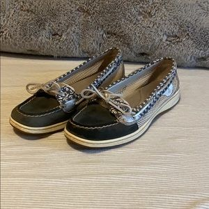 Sperry Top Soder Anchor Boat Shoes